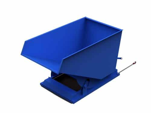 HDI - Heavy Duty Industrial Skip DtEC